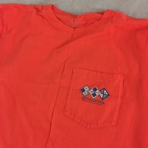 Southern Tide Coral T-Shirt size small